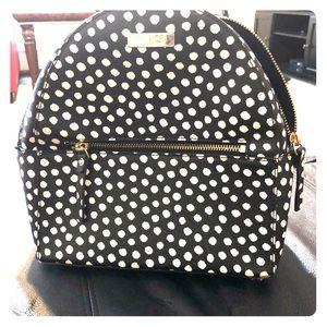 Kate Spade polka dot backpack
